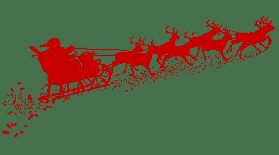 NORAD tracks Santa with Bennington Pines